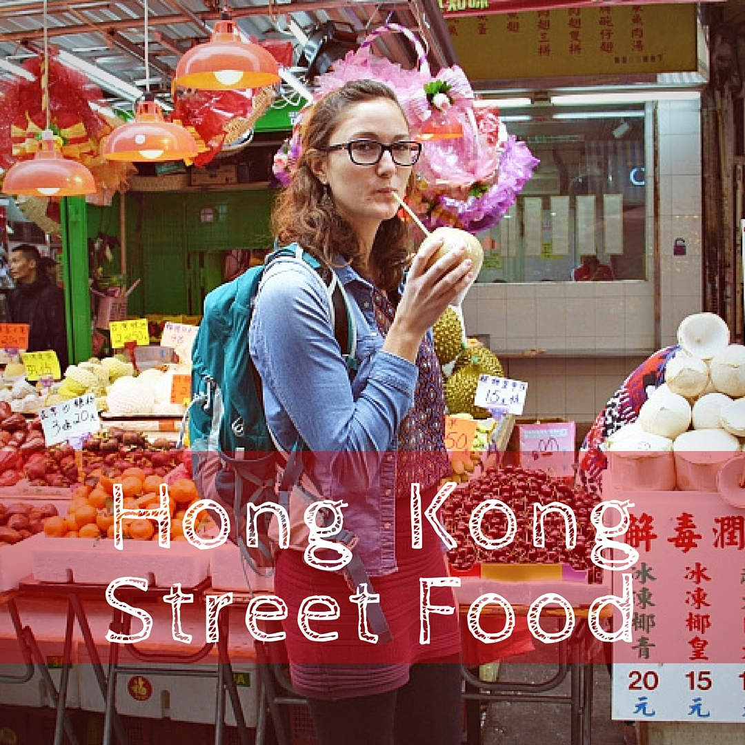 Hong Kong Street Food