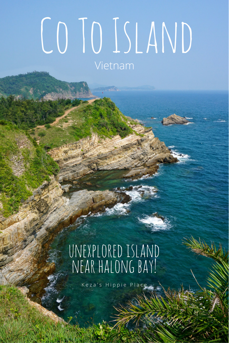 Explore the off-the-grid island Co To near Halong Bay!