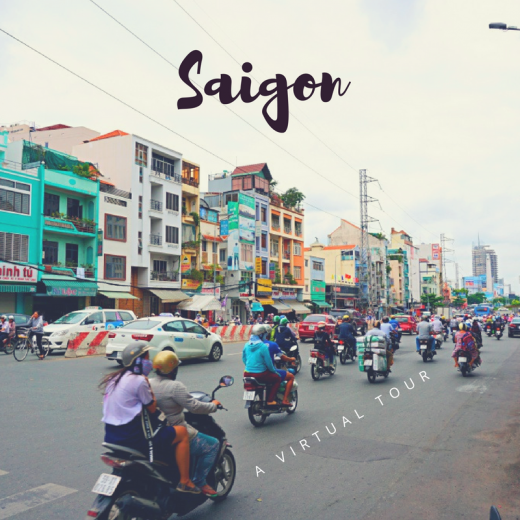Saigon - a virtual tour - what to see in Ho Chi Minh City
