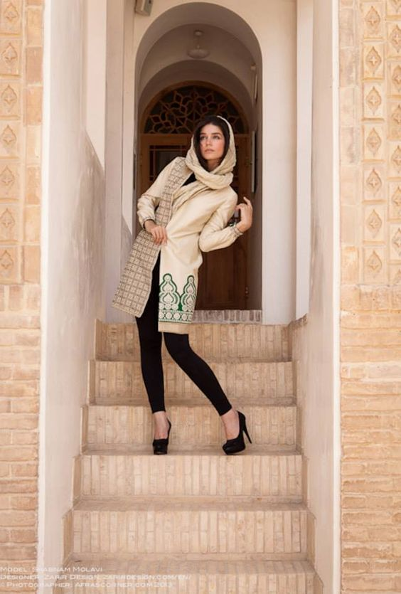 What to wear when visiting Iran?