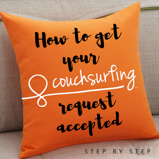 How to get your couchsurfing request accepted