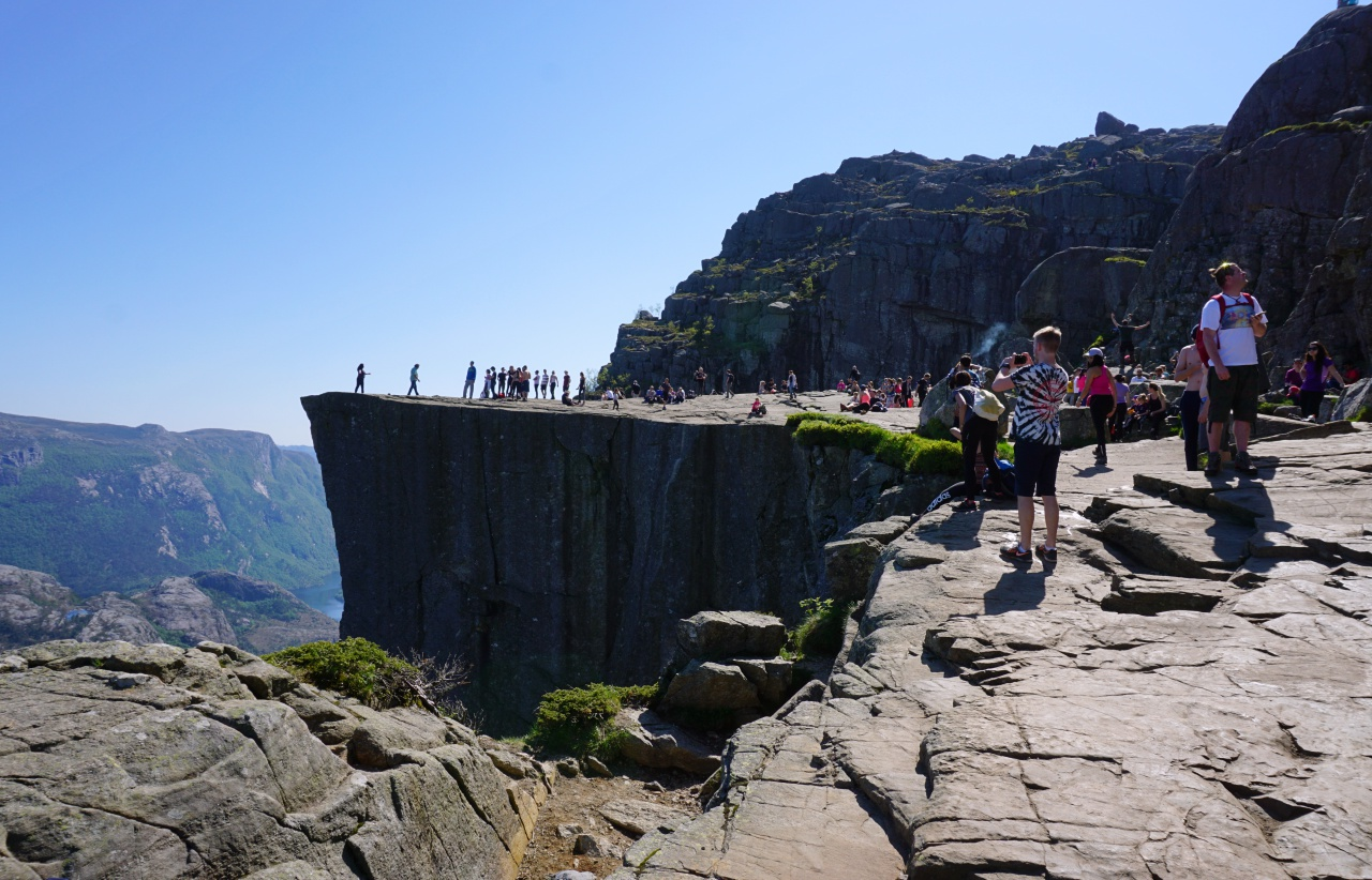 Preikestolen - how it really looks like