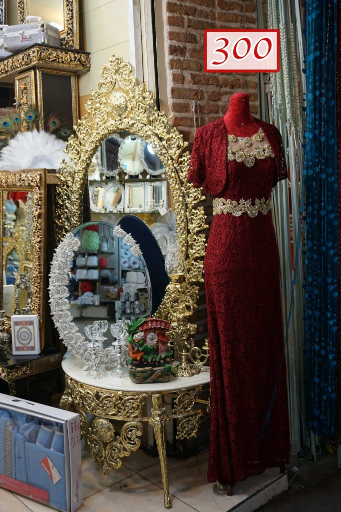 Shop in Bazaar of Tabriz